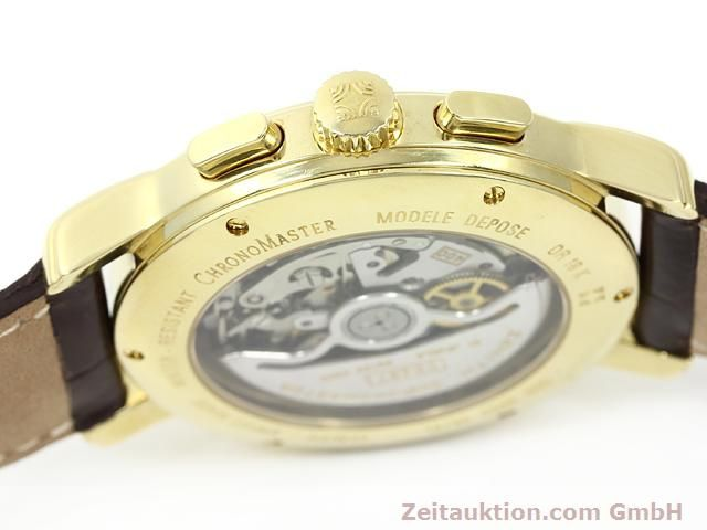 Used luxury watch Zenith Elprimero 18 ct gold automatic Kal. 400 Ref. 14/30  | 140851 08