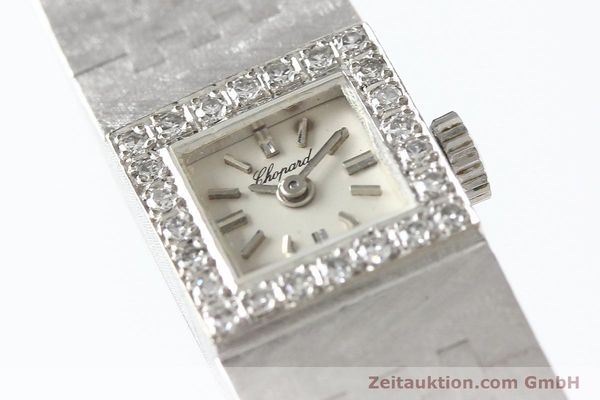 Used luxury watch Chopard * 18 ct white gold manual winding  | 140855 02