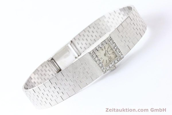 Used luxury watch Chopard * 18 ct white gold manual winding  | 140855 03