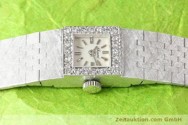 Used luxury watch Chopard * 18 ct white gold manual winding  | 140855 05