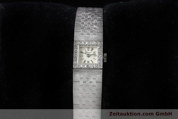 Used luxury watch Chopard * 18 ct white gold manual winding  | 140855 07