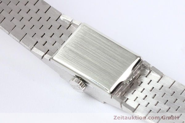 Used luxury watch Chopard * 18 ct white gold manual winding  | 140855 12