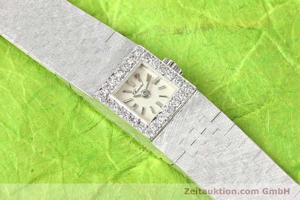Used luxury watch Chopard * 18 ct white gold manual winding  | 140855 14