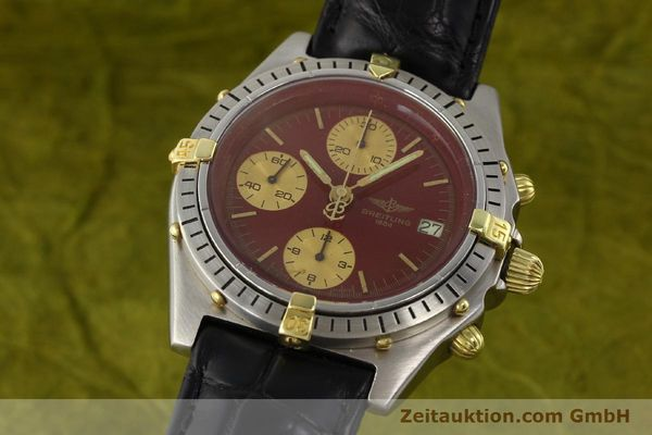 Used luxury watch Breitling Chronomat gilt steel automatic Kal. Valj 7750 Ref. 51397  | 140859 04