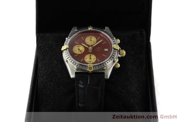 Used luxury watch Breitling Chronomat gilt steel automatic Kal. Valj 7750 Ref. 51397  | 140859 07