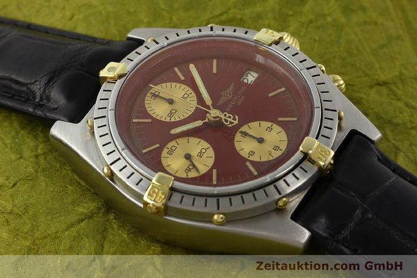 Used luxury watch Breitling Chronomat gilt steel automatic Kal. Valj 7750 Ref. 51397  | 140859 13