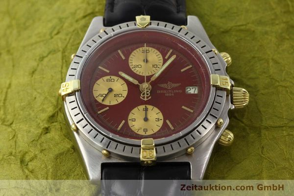Used luxury watch Breitling Chronomat gilt steel automatic Kal. Valj 7750 Ref. 51397  | 140859 14