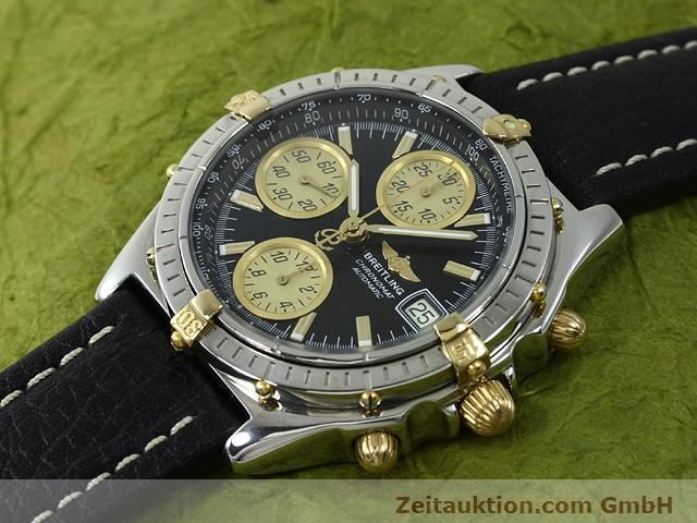 Used luxury watch Breitling Chronomat gilt steel automatic Kal. ETA 7750 Ref. B13048  | 140865 01