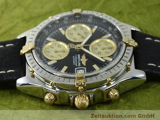 Used luxury watch Breitling Chronomat gilt steel automatic Kal. ETA 7750 Ref. B13048  | 140865 05