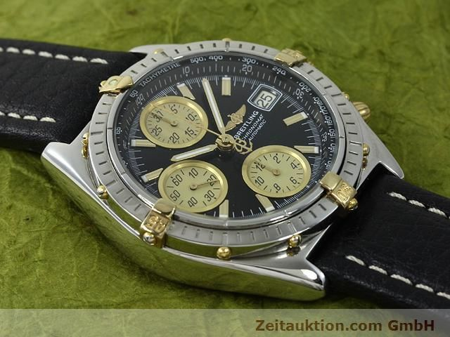 Used luxury watch Breitling Chronomat gilt steel automatic Kal. ETA 7750 Ref. B13048  | 140865 10