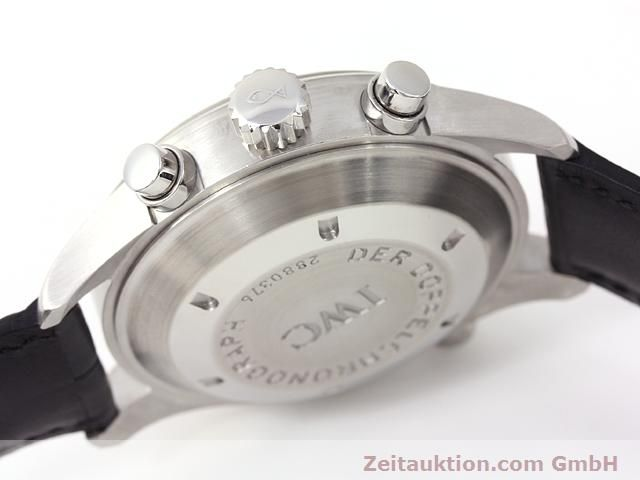 Used luxury watch IWC Doppelchronograph steel automatic Kal. C.79230 Ref. 3713  | 140872 11
