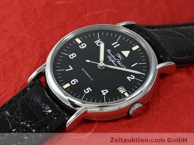 Used luxury watch IWC Portofino steel automatic Kal. C.37521 Ref. 3513  | 140874 01