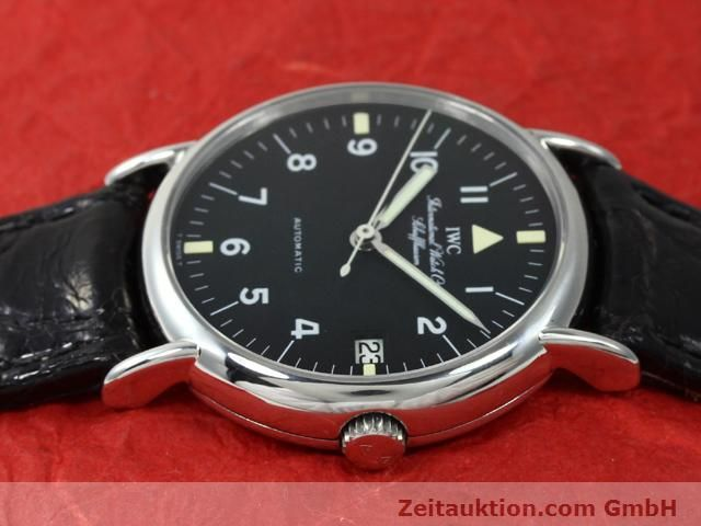 Used luxury watch IWC Portofino steel automatic Kal. C.37521 Ref. 3513  | 140874 05