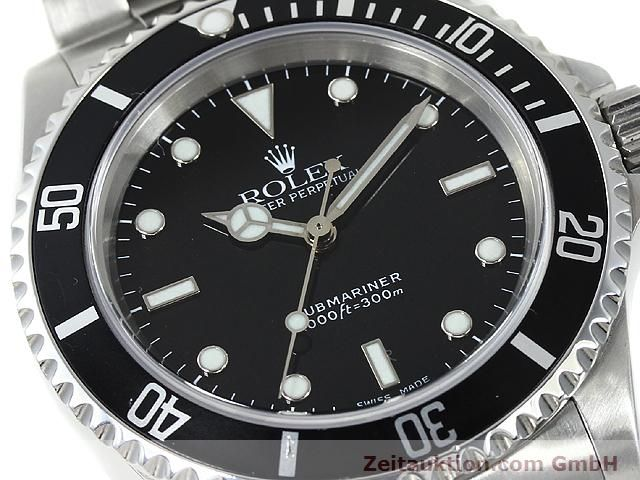 Used luxury watch Rolex Submariner steel automatic Kal. 3000 Ref. 14060  | 140875 02
