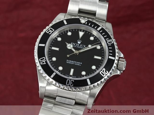 Used luxury watch Rolex Submariner steel automatic Kal. 3000 Ref. 14060  | 140875 04