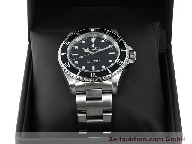 Used luxury watch Rolex Submariner steel automatic Kal. 3000 Ref. 14060  | 140875 07