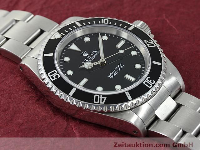 Used luxury watch Rolex Submariner steel automatic Kal. 3000 Ref. 14060  | 140875 14