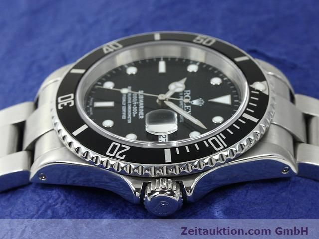 Used luxury watch Rolex Submariner steel automatic Kal. 3135 Ref. 16610  | 140878 05