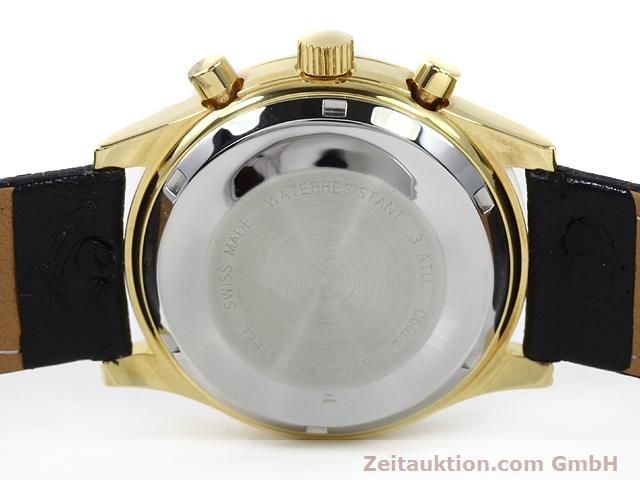 Used luxury watch Chronoswiss Lunar gold-plated automatic Kal. ETA 7750  | 140880 09