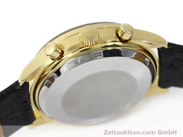 Used luxury watch Chronoswiss Lunar gold-plated automatic Kal. ETA 7750  | 140880 11
