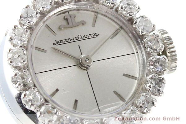 Used luxury watch Jaeger Le Coultre * 18 ct white gold manual winding  | 140883 02