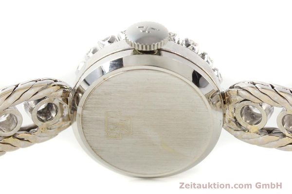 Used luxury watch Jaeger Le Coultre * 18 ct white gold manual winding  | 140883 09