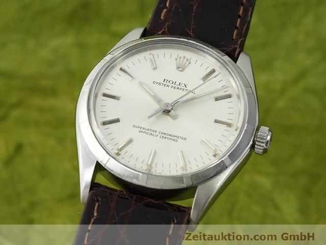 Used luxury watch Rolex Oyster Perpetual steel automatic Kal. 1570 Ref. 1003  | 140889 04