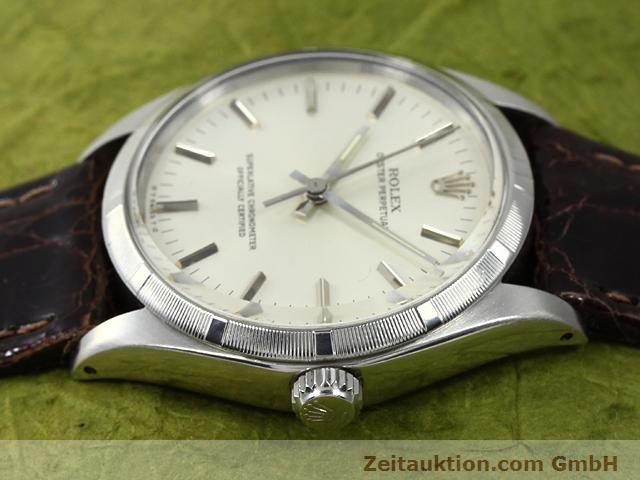 Used luxury watch Rolex Oyster Perpetual steel automatic Kal. 1570 Ref. 1003  | 140889 05