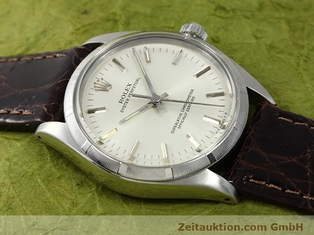 Used luxury watch Rolex Oyster Perpetual steel automatic Kal. 1570 Ref. 1003  | 140889 12