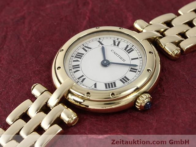 montre de luxe d occasion Cartier Panthere or 18 ct quartz Kal. 157  | 140892 01