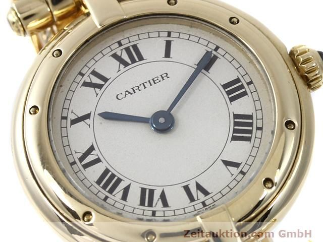 montre de luxe d occasion Cartier Panthere or 18 ct quartz Kal. 157  | 140892 02