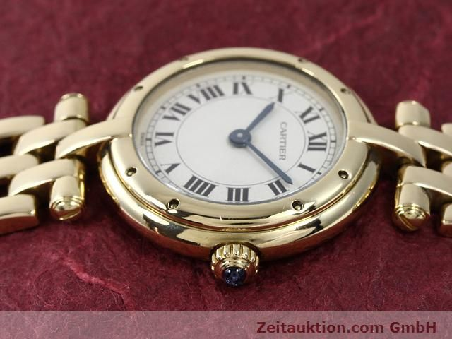 montre de luxe d occasion Cartier Panthere or 18 ct quartz Kal. 157  | 140892 05