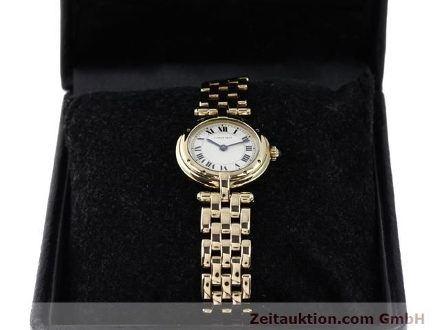 montre de luxe d occasion Cartier Panthere or 18 ct quartz Kal. 157  | 140892 07