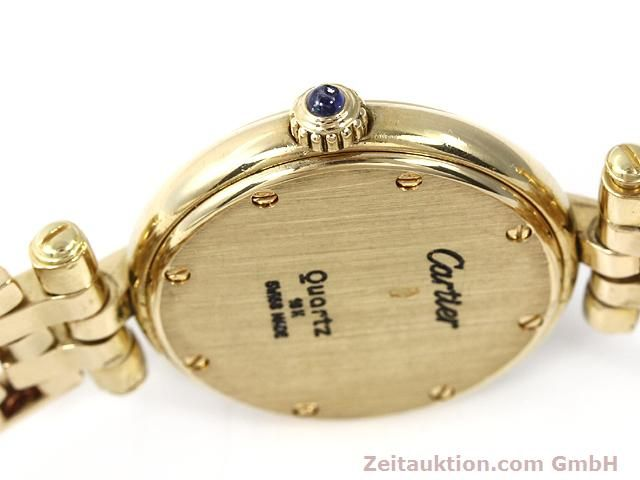 montre de luxe d occasion Cartier Panthere or 18 ct quartz Kal. 157  | 140892 08