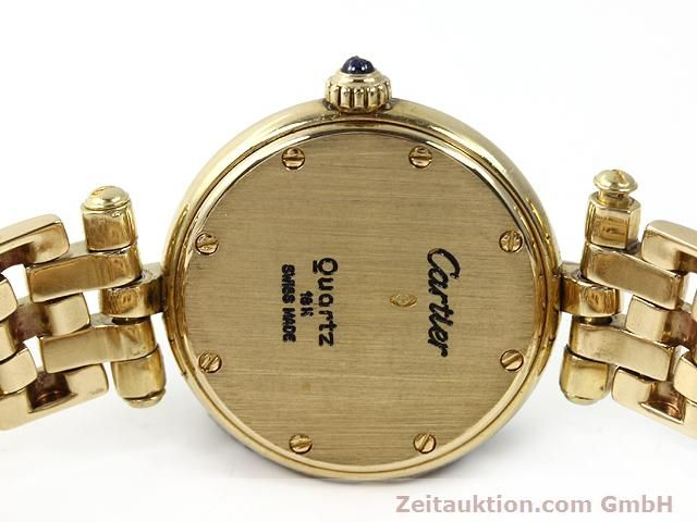 montre de luxe d occasion Cartier Panthere or 18 ct quartz Kal. 157  | 140892 09