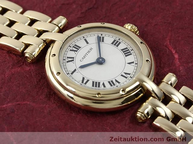 montre de luxe d occasion Cartier Panthere or 18 ct quartz Kal. 157  | 140892 12