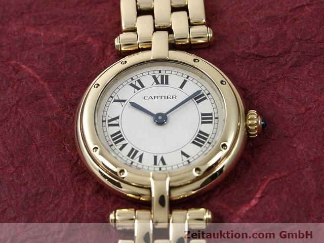 montre de luxe d occasion Cartier Panthere or 18 ct quartz Kal. 157  | 140892 13