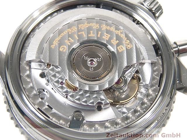 Used luxury watch Breitling Montbrillant steel automatic Kal. ETA 2892A2 Ref. A41370  | 140894 10