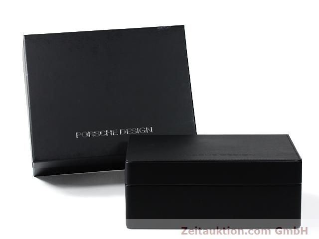Used luxury watch Porsche Design * steel automatic Kal. ETA 7750 Ref. P6340  | 140896 06