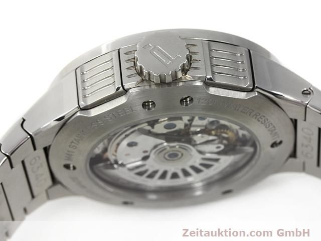 Used luxury watch Porsche Design * steel automatic Kal. ETA 7750 Ref. P6340  | 140896 11