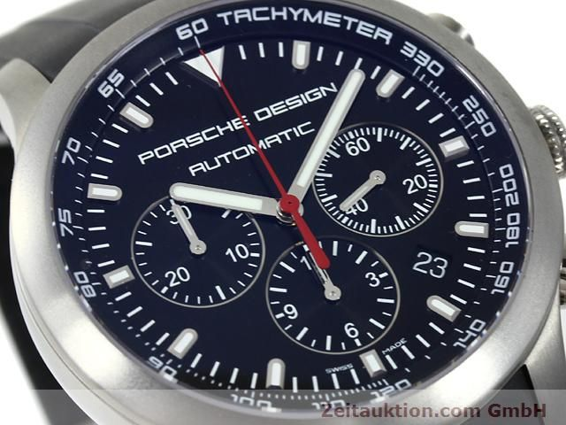 Used luxury watch Porsche Design Dashbord titanium automatic Kal. ETA 2894-2 Ref. 6612.11/2  | 140898 02