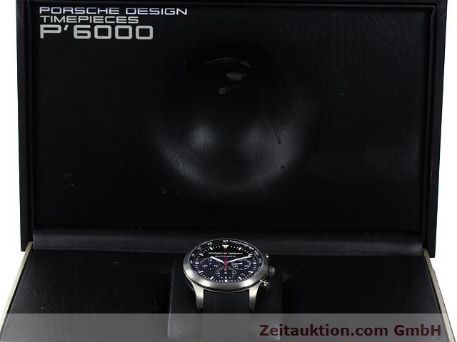 Used luxury watch Porsche Design Dashbord titanium automatic Kal. ETA 2894-2 Ref. 6612.11/2  | 140898 07