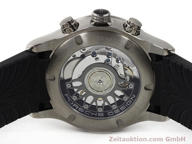 Used luxury watch Porsche Design Dashbord titanium automatic Kal. ETA 2894-2 Ref. 6612.11/2  | 140898 09