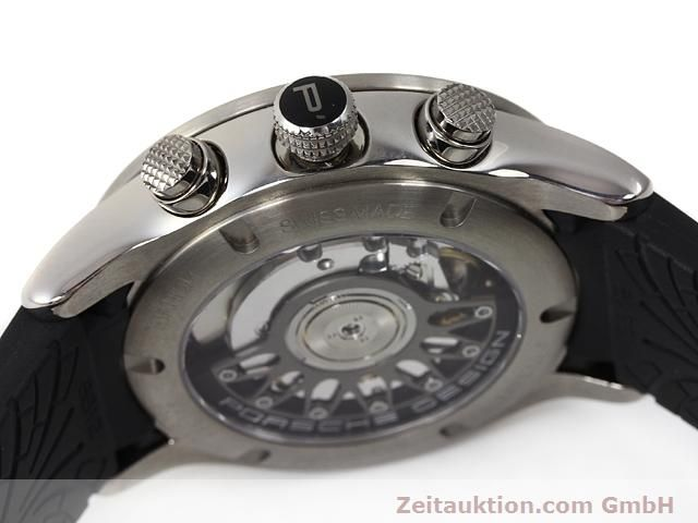 Used luxury watch Porsche Design Dashbord titanium automatic Kal. ETA 2894-2 Ref. 6612.11/2  | 140898 11
