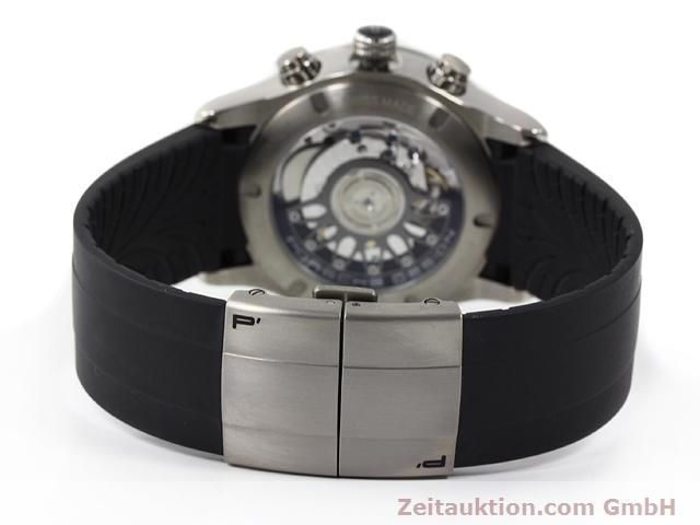 Used luxury watch Porsche Design Dashbord titanium automatic Kal. ETA 2894-2 Ref. 6612.11/2  | 140898 12