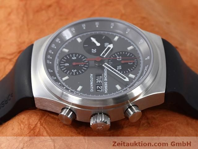 Used luxury watch Porsche Design * chronograph steel automatic Kal. ETA 7750 Ref. 6625.41/1  | 140900 05