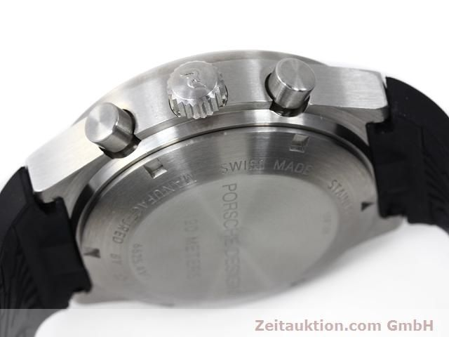 Used luxury watch Porsche Design * chronograph steel automatic Kal. ETA 7750 Ref. 6625.41/1  | 140900 11