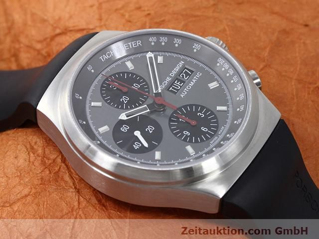 Used luxury watch Porsche Design * chronograph steel automatic Kal. ETA 7750 Ref. 6625.41/1  | 140900 14