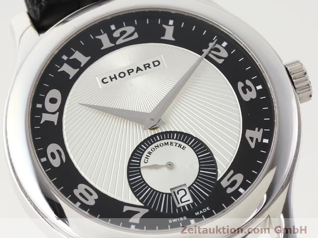 Used luxury watch Chopard L.U.C. 18 ct white gold automatic Kal. 3.96  | 140901 02