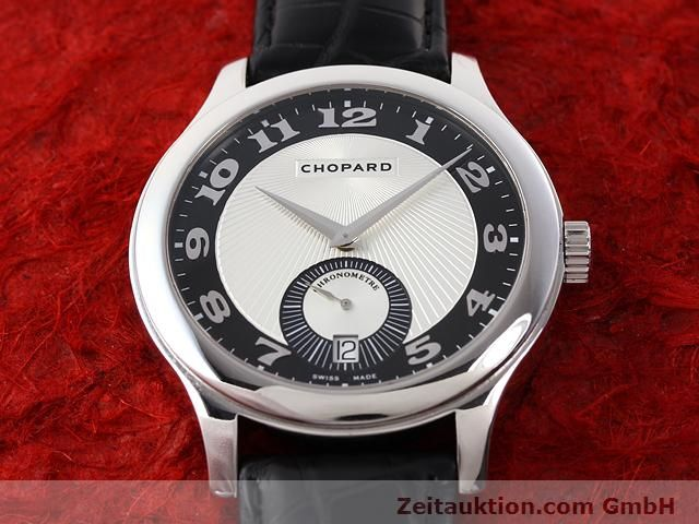 Used luxury watch Chopard L.U.C. 18 ct white gold automatic Kal. 3.96  | 140901 17